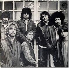 Pino Daniele - James Senese - Tullio De Piscopo - Tony Esposito - Rino Zurzolo - Joe Amoruso - Fabio Forte...the best band ever