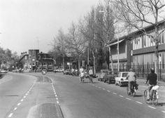 Groenestraat Nijmegen (jaartal: 1980 tot 1990) - Foto's SERC