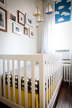 Another nursery I love.  Jenny Komenda from Little Green Notebook is super talented.
