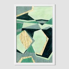 Roar + Rabbit Print - Fragments
