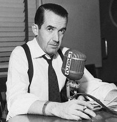 """The obscure we see eventually. The completely obvious, it seems, takes longer.""~Edward R. Murrow"