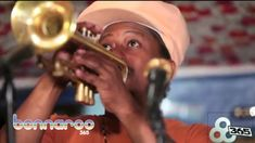 "Kermit Ruffins - ""Drop Me Off In New Orleans"" - Jam in the Van | Bonnaro..."