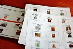 free history timeline pages for homeschool