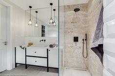Aranżacja łazienki w eklektycznym stylu - Lovingit.pl
