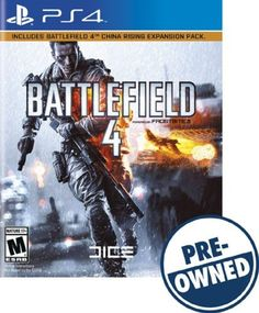 Battlefield 4 - PRE-Owned - PlayStation 4