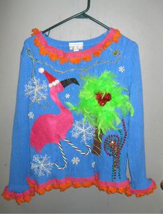 7aa9b5f43b tropical ugly christmas sweater, I can custom make you one! visit us at  tackyuglychristmassweaters