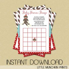 find this pin and more on sock monkey baby shower