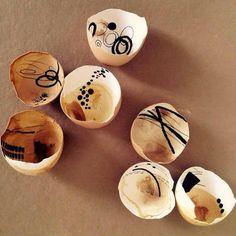 Painted Egg Shells