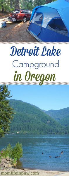 Camping at Detroit Lake in Oregon – Mom Life in the PNW You are in the right place about Oregon style Here we offer you the most beautiful p