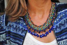 Collier ethnique Zara
