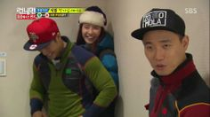 A love triangle!  Running Man: Episode 182 » Dramabeans » Deconstructing korean dramas and kpop culture