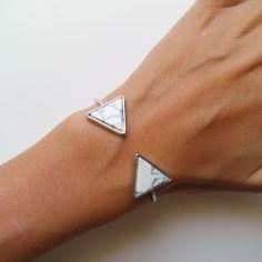 Bracelet effet Marbre