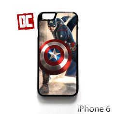 Captain America Fight For iPhone 6/6S/6S plus Phone Cases