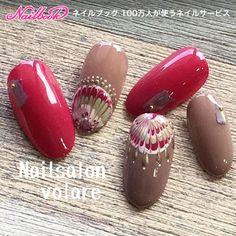 オールシーズン/女子会/秋/冬/ハンド - volare0201のネイルデザイン[No.2504963]|ネイルブック