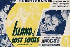 island of lost souls (d. erle c. kenton)