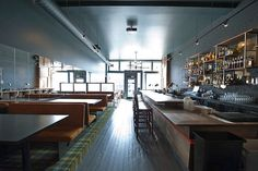 The Gerald Retro Bar In Ballard Seattle