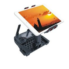 Hooshion 412 inch Phone Tablet Holder Remote Controller Extended Holder Bracket for MAVIC PRO Accessories Bracket Stand Black and Red >>> Learn more by visiting the image link.Note:It is affiliate link to Amazon.