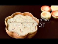 An Indian favorite dessert, rice pudding made with rice & milk infused with saffron, cardamom and assorted dried fruits. So easy to make in the instant pot!