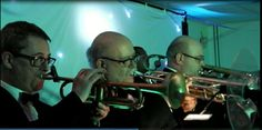 Exceptionally tight Trombone and Trumpets.  Age UK Coventry Dementia Charity Gig Funk'N'Soul with Jake & Elwood Blues. 14 piece band.