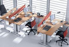 Jedna z najciekawszych mebli do biura jakie widziałam. Bardzo różne i spójne kolekcje. Więcej na stronie: http://www.arteam.pl/