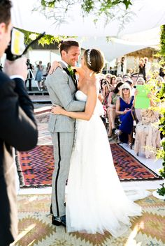 Our favourite vlogger (and snapchat-er) gives the grooms perspective: the ring, the tux & then some. http://www.thecoveteur.com/casey-neistat-wedding/