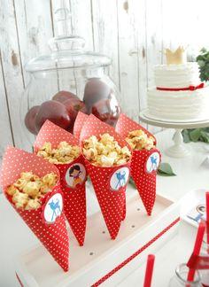 Crescer em Festa Festa Branca de Neve - Snow White Party
