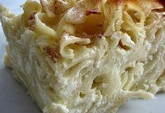 Kugel / Budinca evreiasca :: Romanian Food Recipes