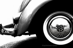 VW Beetle classic car photography vintage car by IngridBeddoes
