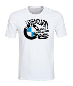 T-Shirt BMW E30 LEGEND od GROMOTTO!  Koszulka damska i męska, wykonana ze 100% wysokogatunkowej bawełny czesanej z nadrukiem w technologii termotransferowej.   Coś dla fanów kultowych samochodów z charakterem!  DARMOWA WYSYŁKA NA TERENIE POLSKI !!!  DARMOWA DOSTAWA W GRANICACH MIASTA WROCŁAW !!!  SZCZEGÓŁY WYSYŁKI ZAGRANICZNEJ, USTALAMY INDYWIDUALNIE Z KLIENTEM, W TYM CELU PROSIMY O KONTAKT !!!