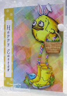 bird crazy - Homemade Cards, Rubber Stamp Art, & Paper Crafts - Splitcoaststampers.com