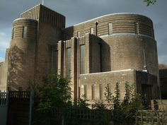 Manchester's grade ll listed buildings, Church of St Nicholas, Burnage.