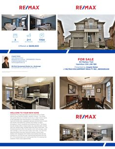 Feature Sheet 83 Matteo Square Feet, Great Places, Hamilton, New Homes, Mansions, Live, House Styles, Home Decor, Mansion Houses
