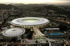 Maracana in Rio de Janeiro | World Cup stadiums