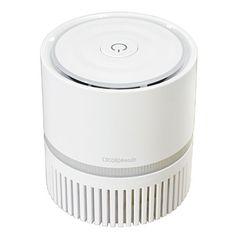 Amazon.co.jp: COCORO@mode(ココロアットモード) 空気清浄機 AIR PURIFIER fjord(フィヨルド)《HR》 USB対応: ホーム&キッチン