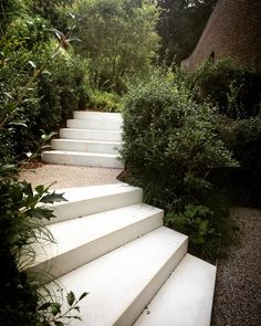 Privétuin Dilbeek | Buro Buiten Wooden Bar Table, Front Door Steps, Landscape Solutions, Hidden House, Whisky Tasting, Stair Steps, Storage Places, Garden Features