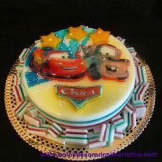 Gelatina Decorada Cars Mousse, Jello Cake, Ideas Para Fiestas, Birthday Cake, Cakes, Desserts, Food, Cookies, Recipes