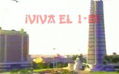#CAsT0rJABAo: 1-M #Cuba: Avión animado a distancia impacta en la Plaza de la #Revolución. Hace unos minutos, cuando finalizaba el acto por...