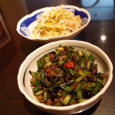 吃麵還是忍不住拿了蒼蠅頭小菜。#Sidedishes that just couldn't resist #food #Taiwan