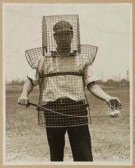 Golf Ball Collector, 1920s