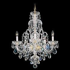 Schonbek milano collection 30 wide crystal chandelier lighting schonbek olde world collection 22 wide crystal chandelier mozeypictures Gallery