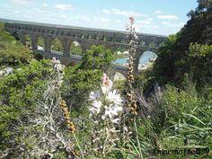 Le Pont du Gard, Sernhac par le GR6. Pont Du Gard, Kayak, Blog, Vacation, Blogging