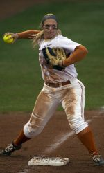 Senior Taylor Hoaglands move from right field to third base has helped solidify the Texas defense in 2013.