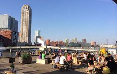 Top 25 terrassen Rotterdam