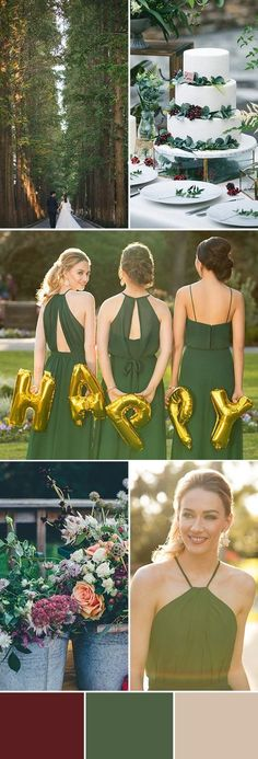 What's Your Mix-and-Match Bridesmaid Style? - Pretty Happy Love - Wedding Blog | Essense Designs Wedding Dresses