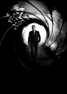 Daniel Craig ダニエル・クレイグ 007 Skyfall スカイフォール 2012年 Poster ポスター