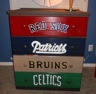 ...New England sports fan
