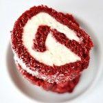 Red Velvet Cake Roll Seriously, SO SO SO good!!!