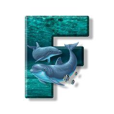 Buchstabe - Letter F Daddy, Disney, Letters, Illustration, Miami, Birthdays, Monogram, Van, Alphabet