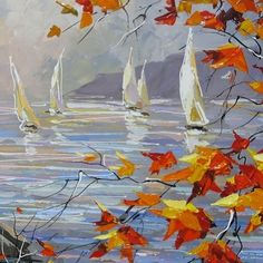 The Winds of a Sail by: Sabina .
