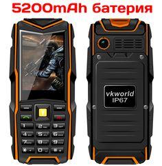 VKWorld V3, Ударо-Водоустойчив, цена, с 2 сим карти, 5200 mAh Батерия:   VKworld V3 -  Ударо-Водоустойчив телефон с 2 сим карти… www.Sim.bg